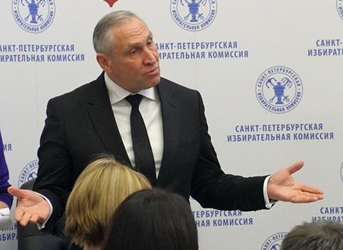 фото ЗакС политика Горизбирком не зарегистрировал кандидатов в МО «Екатерингофский»