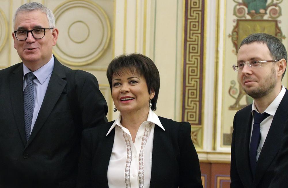 фото ЗакС политика Команда правительства Беглова не отчиталась о доходах за 2018 год