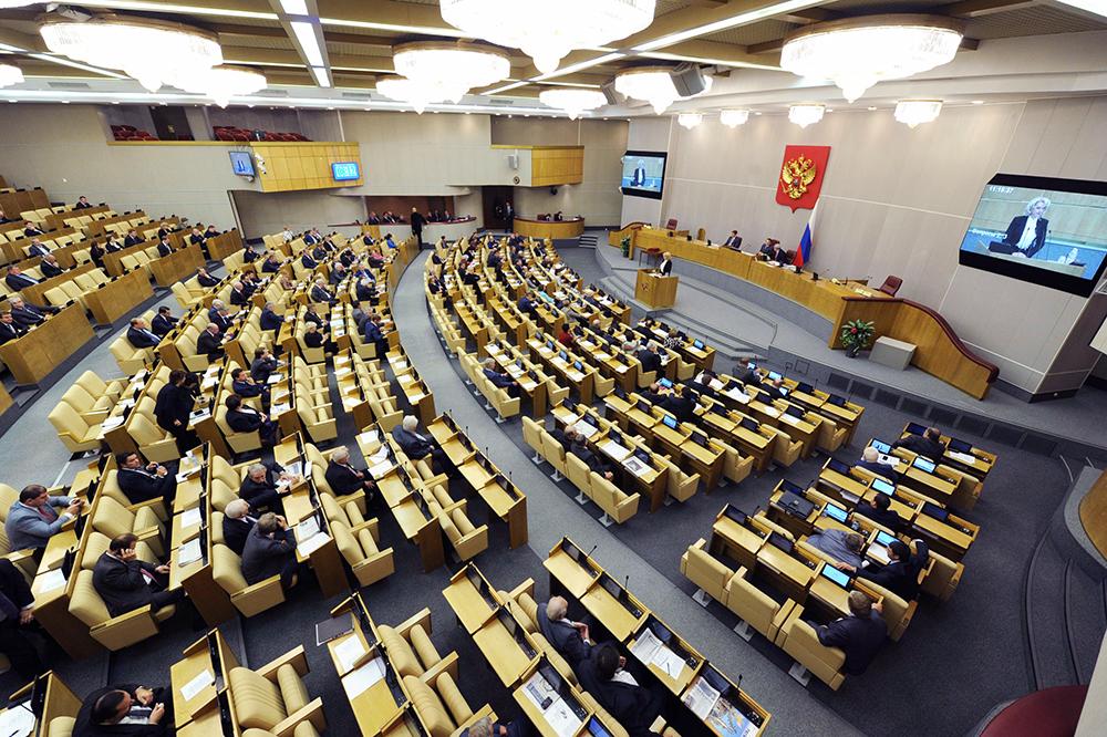 фото ЗакС политика В Госдуме предложили сажать чиновников за оскорбление россиян
