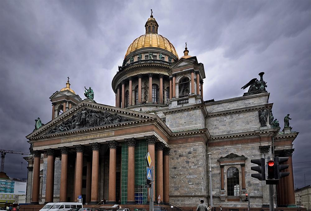 фото ЗакС политика СМИ: Власти закрыли тему передачи Исаакиевского собора РПЦ