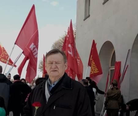 фото ЗакС политика ГИК не помог коммунистам с регистрацией в ИКМО «Васильевский»