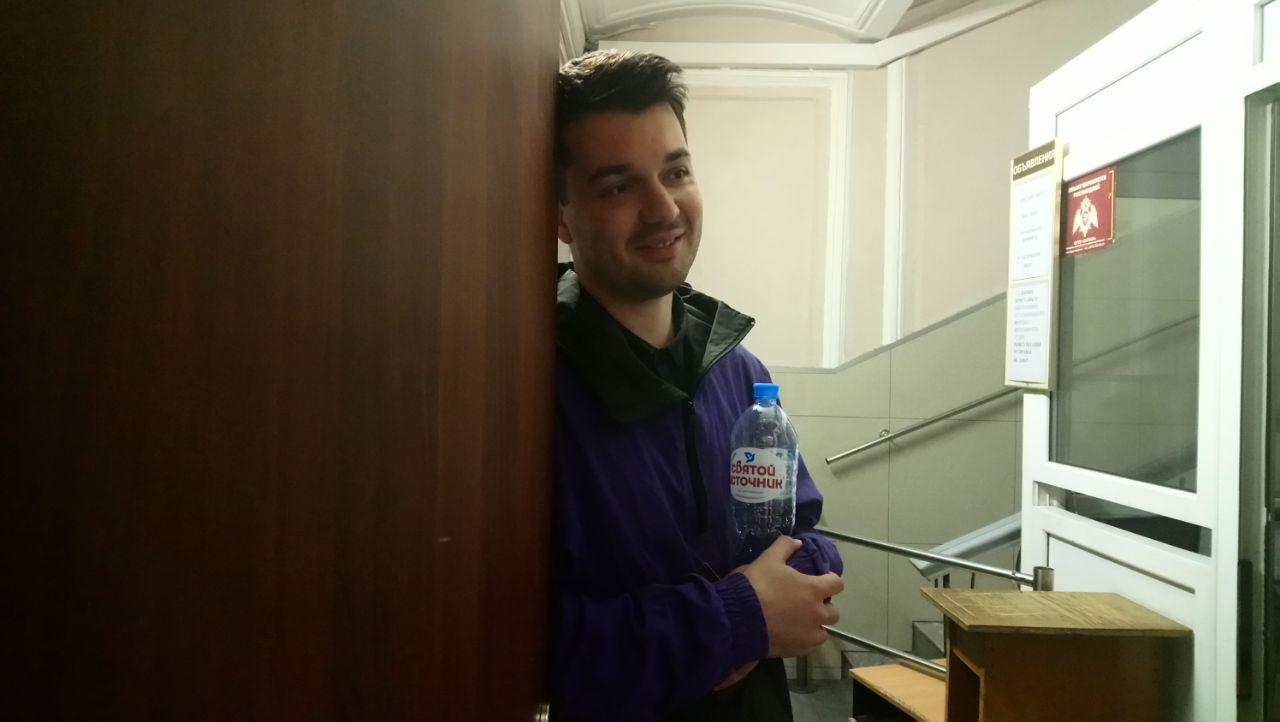 фото ЗакС политика Федор Горожанко: Мне предложили деньги за отказ от участия на выборах