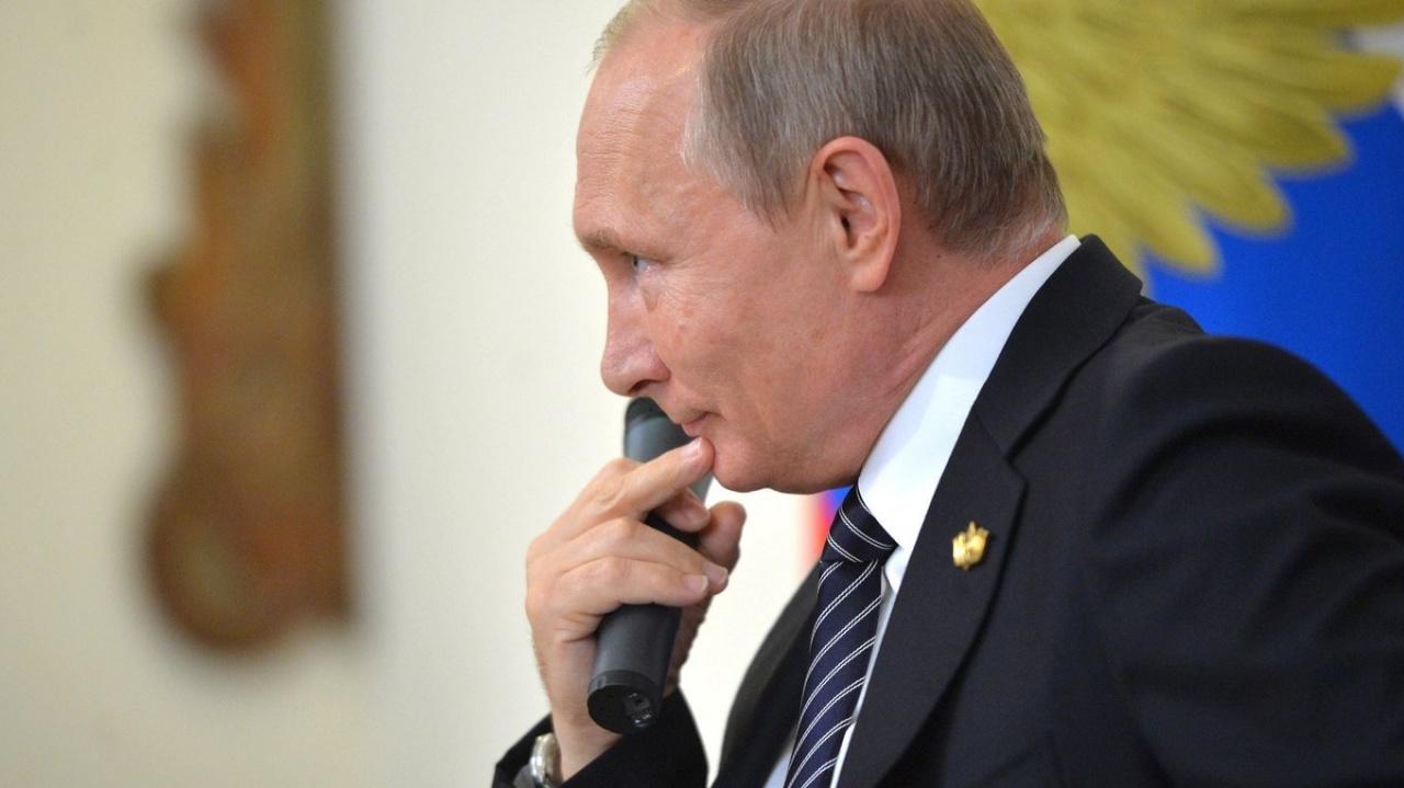фото ЗакС политика Путин и Зеленский впервые поговорили по телефону