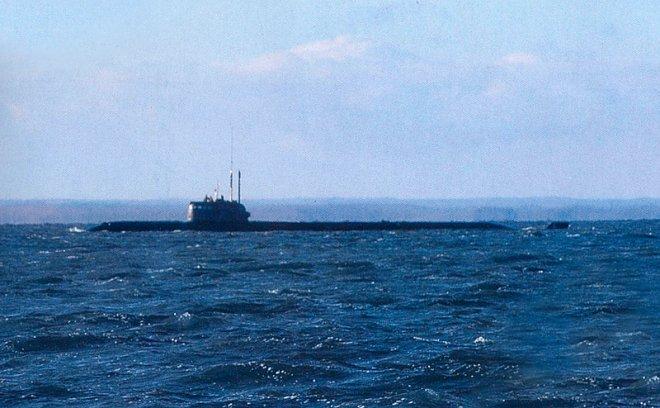 фото ЗакС политика Шойгу назвал причиной аварии в Баренцевом море пожар в аккумуляторном отсеке