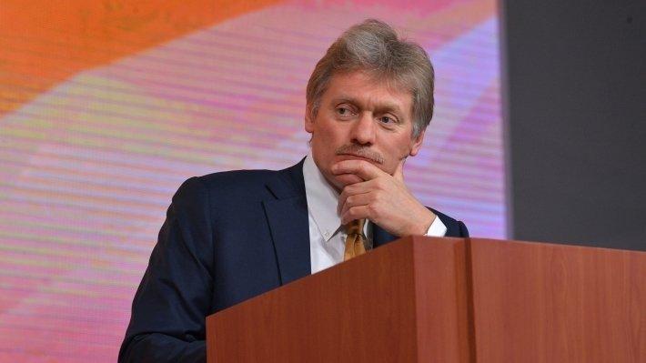 фото ЗакС политика Песков об идее Володина внести поправки в Конституцию: Это тема для дискуссии