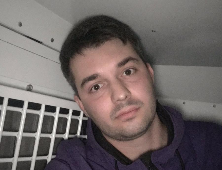 фото ЗакС политика Горожанко задержали после заседания ИКМО «Екатерингофский»