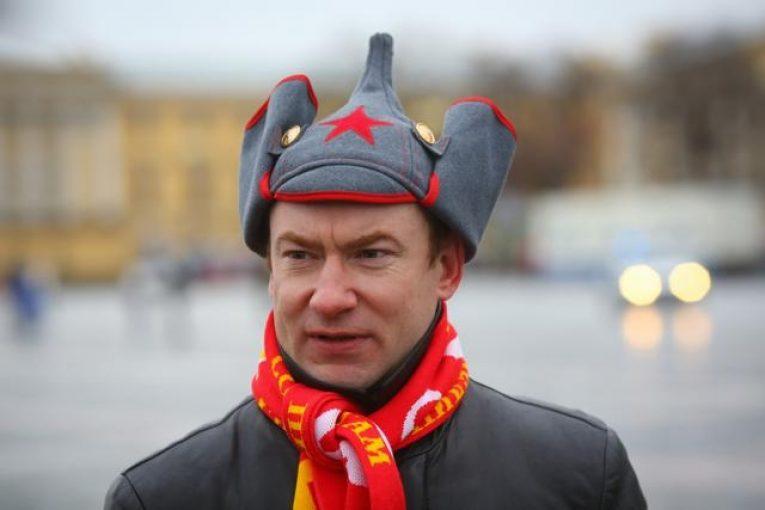 фото ЗакС политика Лидер петербургских «Коммунистов России» не пойдет на новый депутатский срок в МО «Смольнинское»