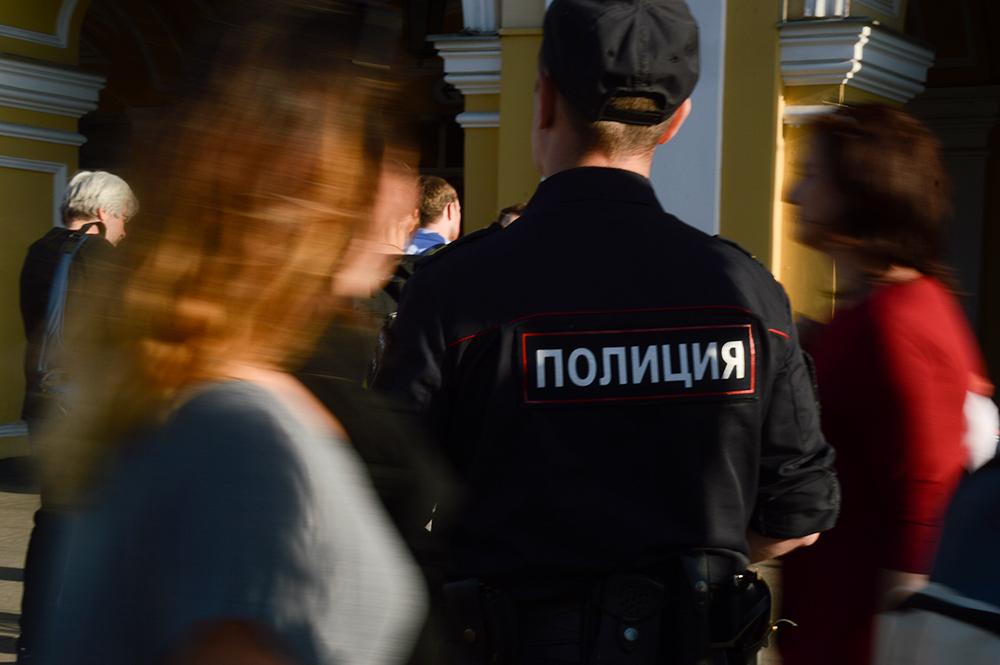"""фото ЗакС политика Координатора """"Весны"""" Хорошенина отпустили из отдела полиции без протокола"""