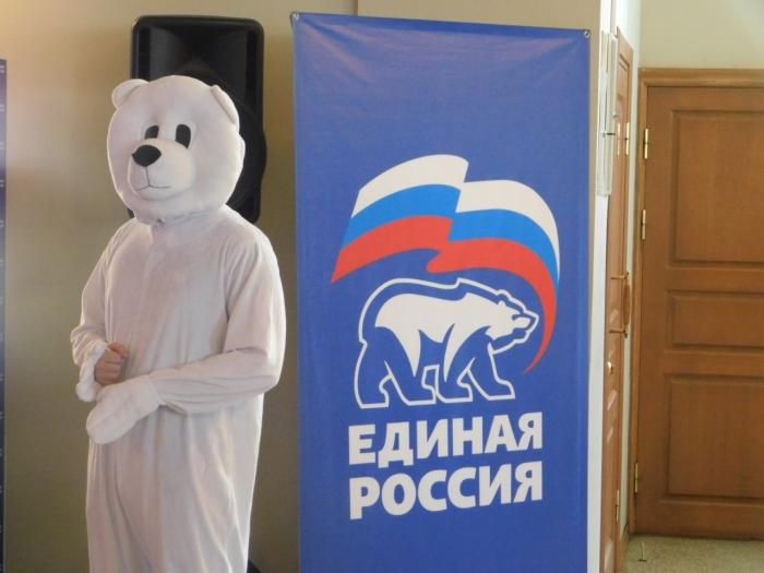"""фото ЗакС политика Единороссы не хотят признавать победу """"Яблока"""" и штаба Навального в """"Смольнинском"""""""