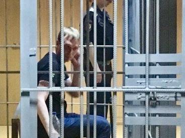 "фото ЗакС политика Журналиста ""Медузы"" Голунова отправили под домашний арест"
