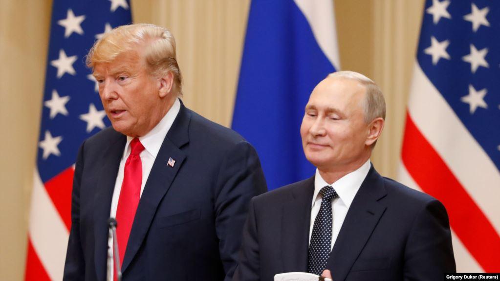 фото ЗакС политика Встреча Путина и Трампа на G20 затянулась более чем на час
