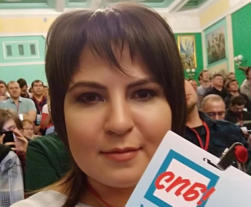 Пострадавшая на Первомае петербурженка подала документы для участия в муниципальных выборах