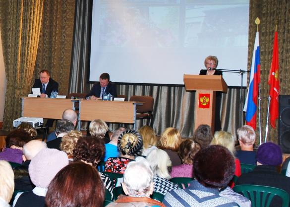 фото ЗакС политика Жители МО «Гагаринское» опасаются «тайного» объявления выборов