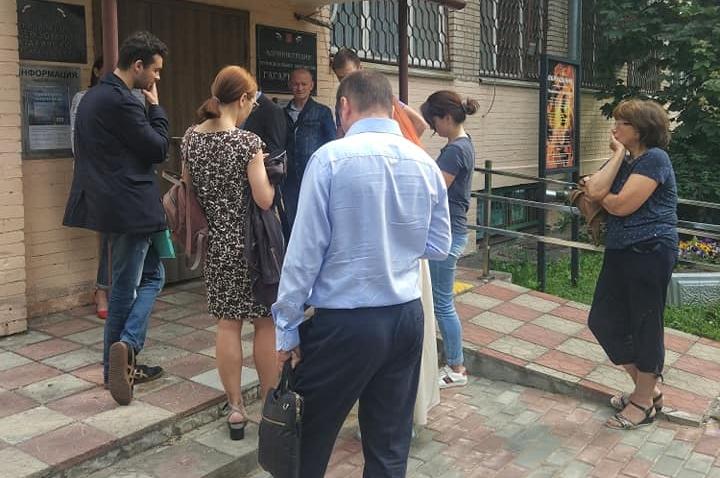 фото ЗакС политика ИКМО «Гагаринское» уехала из администрации в неизвестном направлении