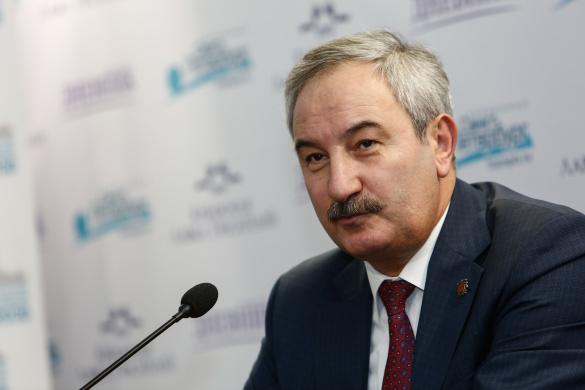 Место освобожденного от должности Качаева временно займет его заместитель Громова
