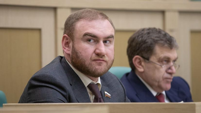 фото ЗакС политика Сенатора Арашукова оставили в СИЗО до конца июня