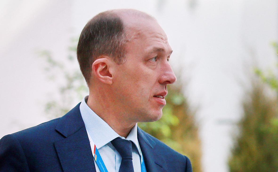 фото ЗакС политика Врио главы республики Алтай стал руководитель ГЛОНАСС Хорохордин