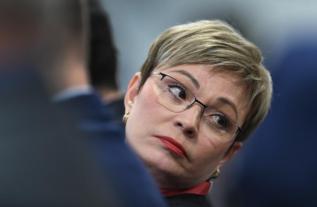 фото ЗакС политика Губернатор Мурманской области Марина Ковтун уходит в отставку