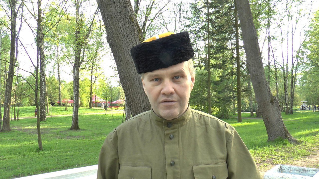 фото ЗакС политика Казачий атаман Калинин заявил, что хочет занять место Матвиенко