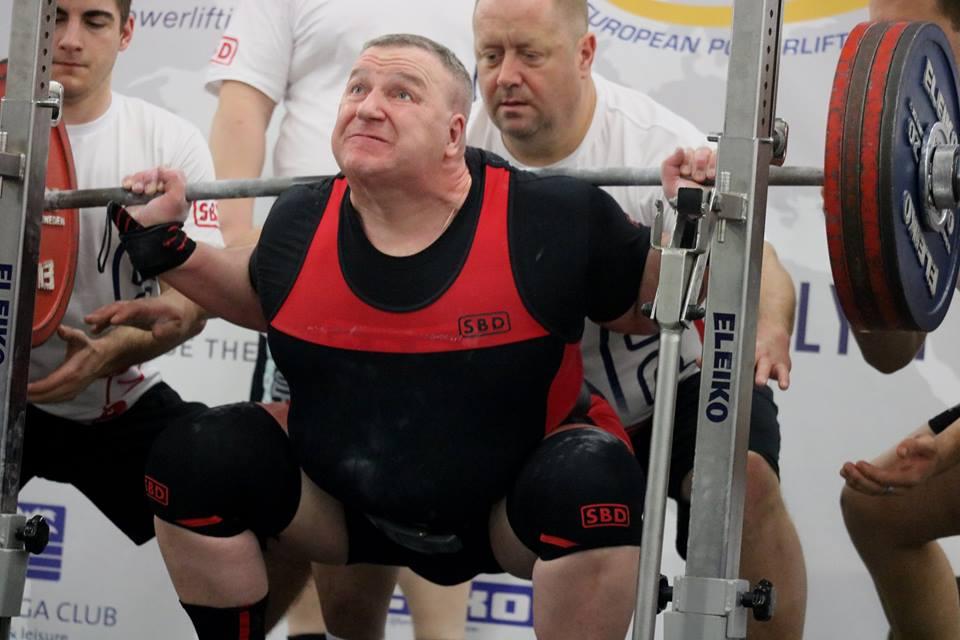 фото ЗакС политика Петербургский депутат Никешин установил мировой рекорд в пауэрлифтинге