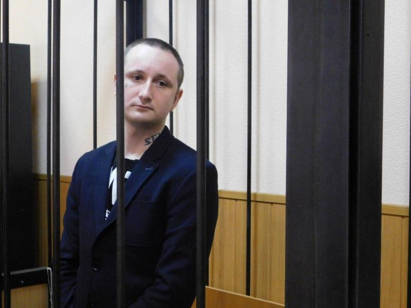 фото ЗакС политика Суд отпустил Цакунова под подписку о невыезде