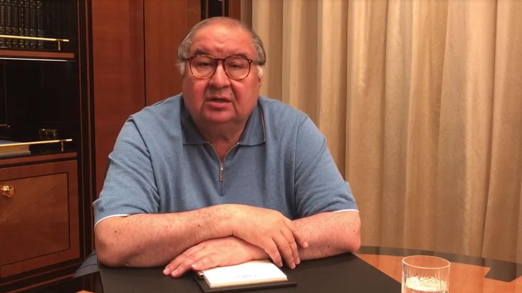 """фото ЗакС политика Усманов заявил о непричастности к увольнению журналистов """"Коммерсанта"""""""