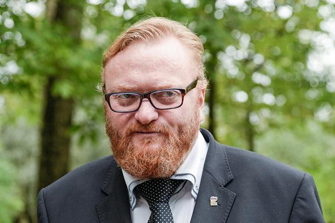 фото ЗакС политика Виталий Милонов станет экспертом форума «Свободные люди»