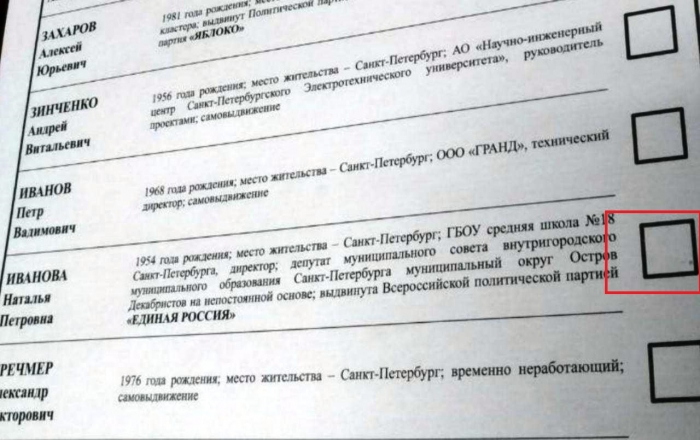 фото ЗакС политика Суд заслушал пояснения глав УИК по делу о «точке Ивановой»