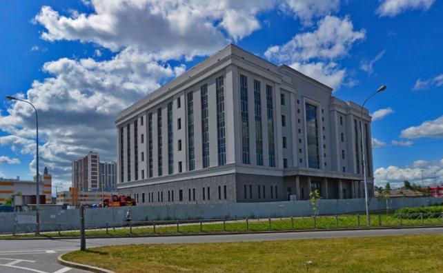 фото ЗакС политика Управление судебного департамента снова ищет подрядчика для стройки Московского райсуда