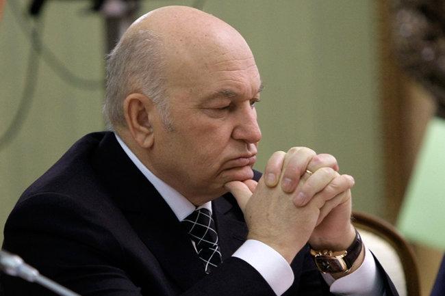 фото ЗакС политика Собянин выразил соболезнования в связи со смертью Лужкова