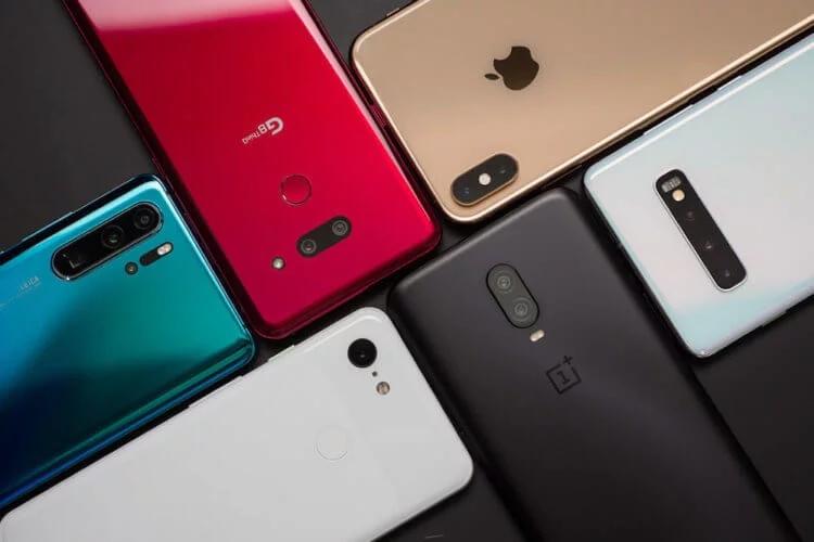 фото ЗакС политика Госдума запретила продажу смартфонов без российского ПО