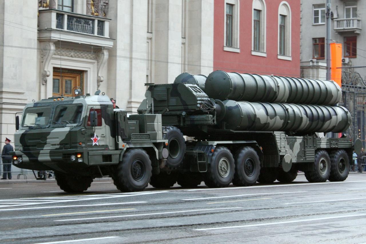 фото ЗакС политика Россия и Саудовская Аравия договорились о поставке ракетного комплекса C-400