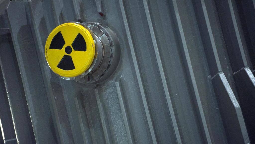 """фото ЗакС политика Активистка провела у консульства Германии в Петербурге пикет против ввоза урановых """"хвостов"""""""
