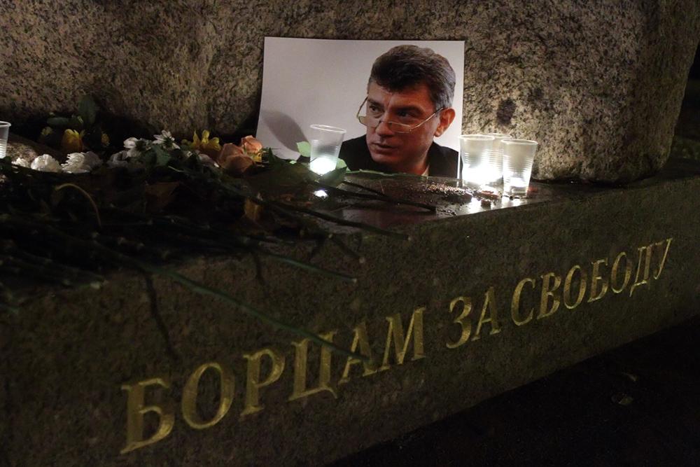 фото ЗакС политика ЕСПЧ коммуницировал жалобу Жанны Немцовой на расследование убийства ее отца