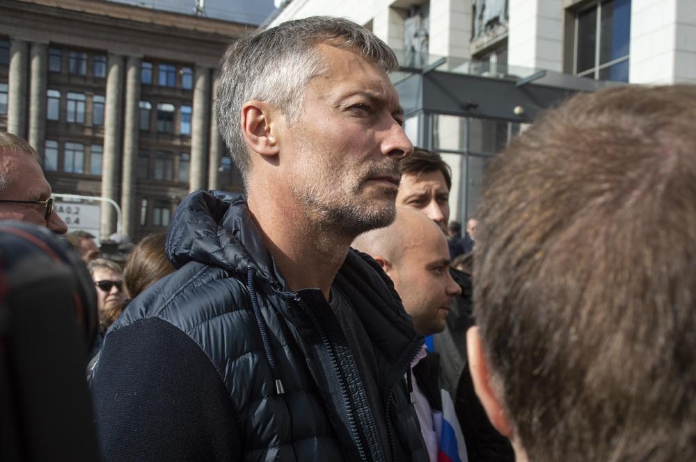 фото ЗакС политика Ройзман: Мне не о чем разговаривать с Путиным