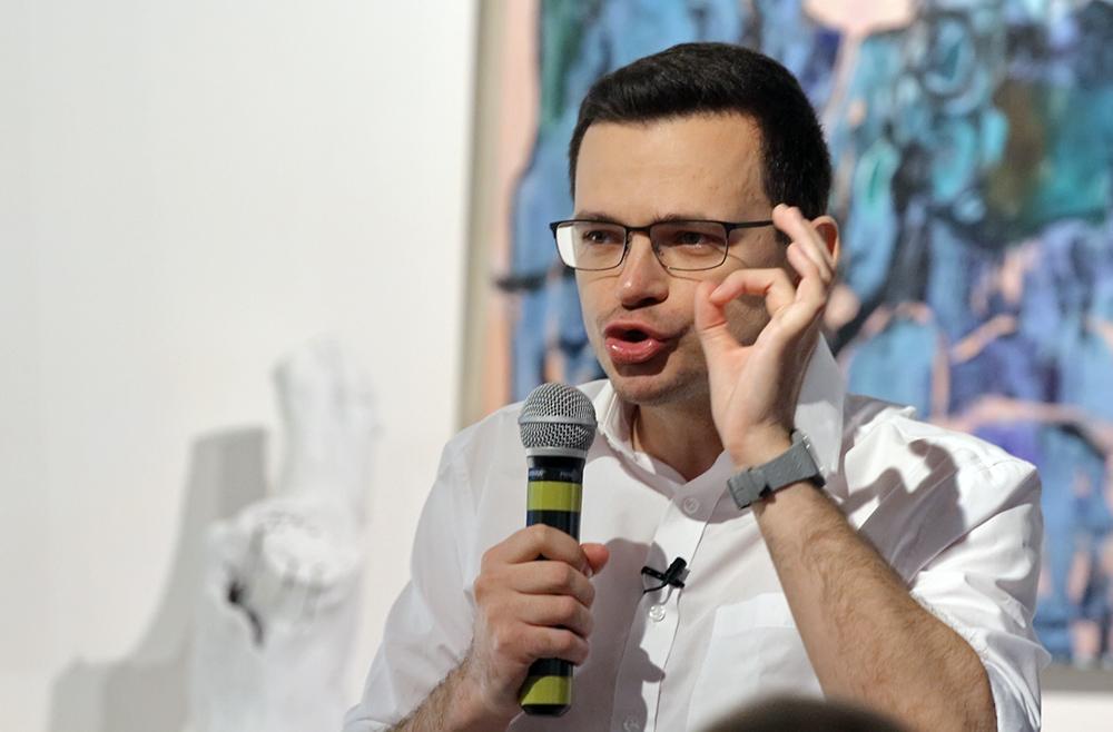 фото ЗакС политика Яшин рассказал о хитростях при получении еды в спецприемнике