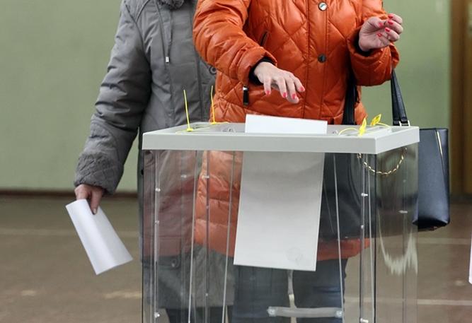 фото ЗакС политика В Мурманской области подсчитали число избирателей