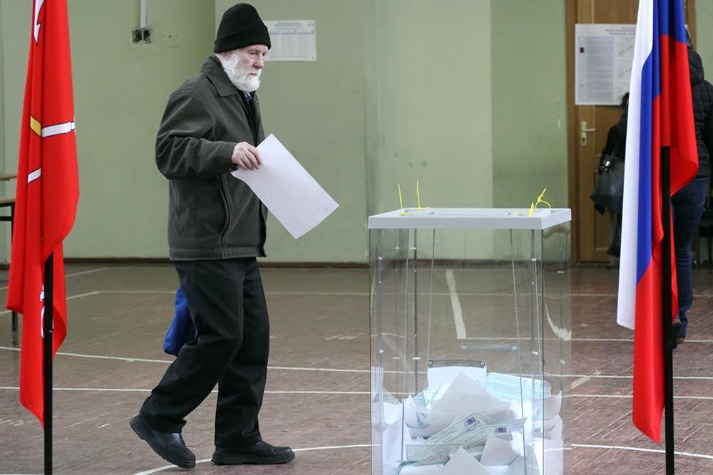 фото ЗакС политика Миненко: В надомном голосовании приняли участие 43 тысячи человек