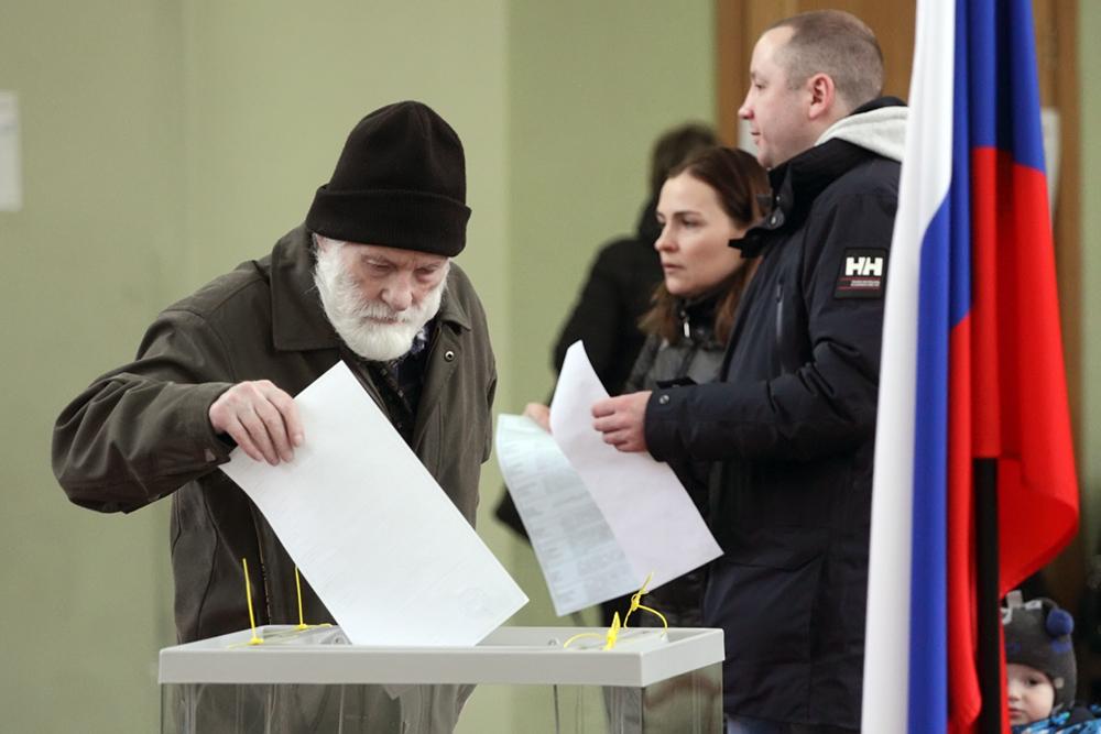 фото ЗакС политика Секретарь псковского Облизбиркома анонсировал высококонкурентные выборы