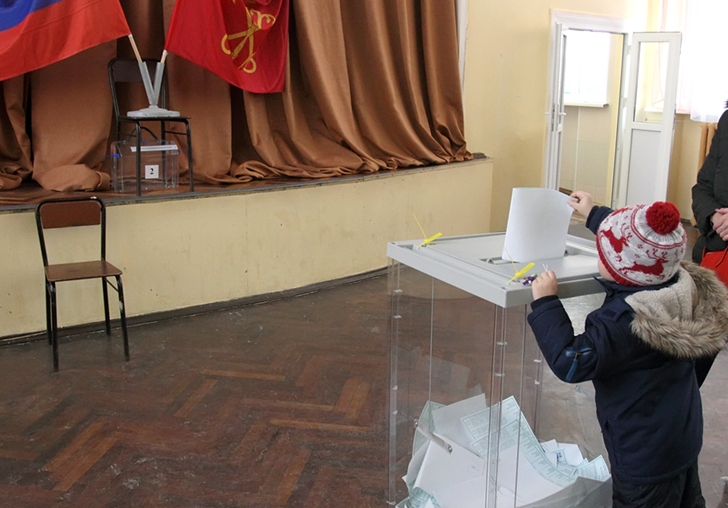 """фото ЗакС политика Меньше 700 человек хотят проголосовать на """"дачных"""" участках в Псковской области"""