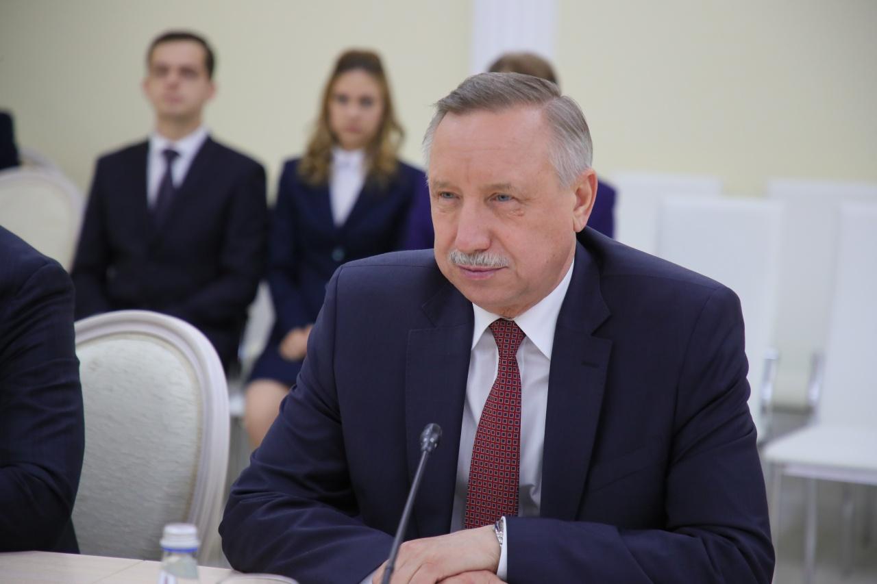 фото ЗакС политика Эксперты отнесли Беглова к главам регионов с худшим политическим менеджментом