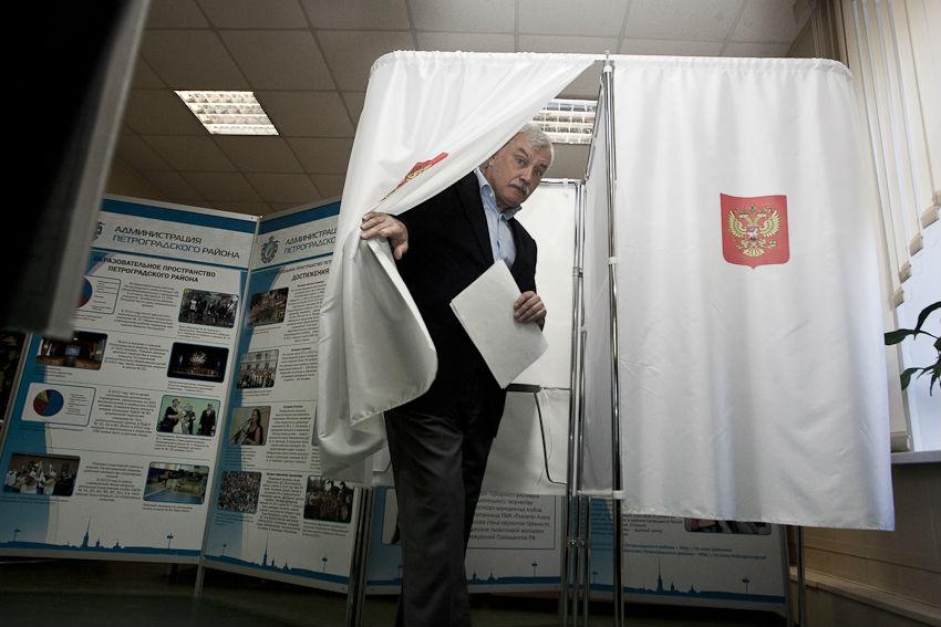 фото ЗакС политика Эсеры недовольны повторным подсчетом голосов на УИКах 1044 и 1036