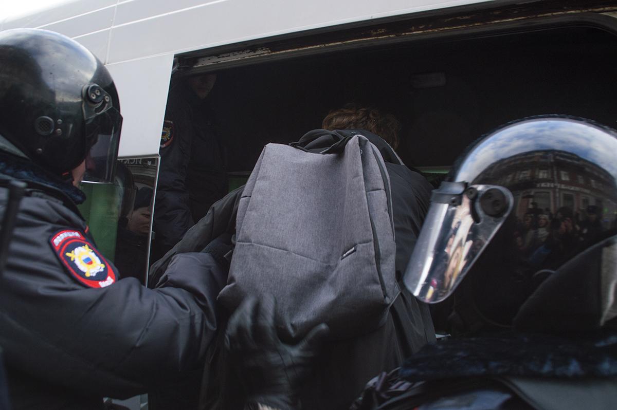 фото ЗакС политика СК объявил о задержании фигуранта дела о беспорядках в Москве, который сдался сам