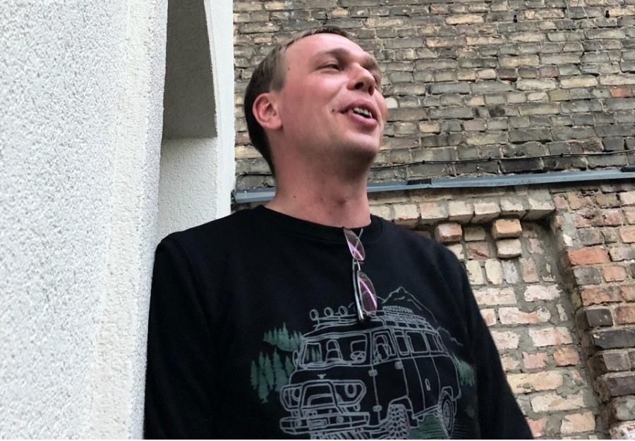 фото ЗакС политика Иван Голунов дал показания полиции в качестве свидетеля