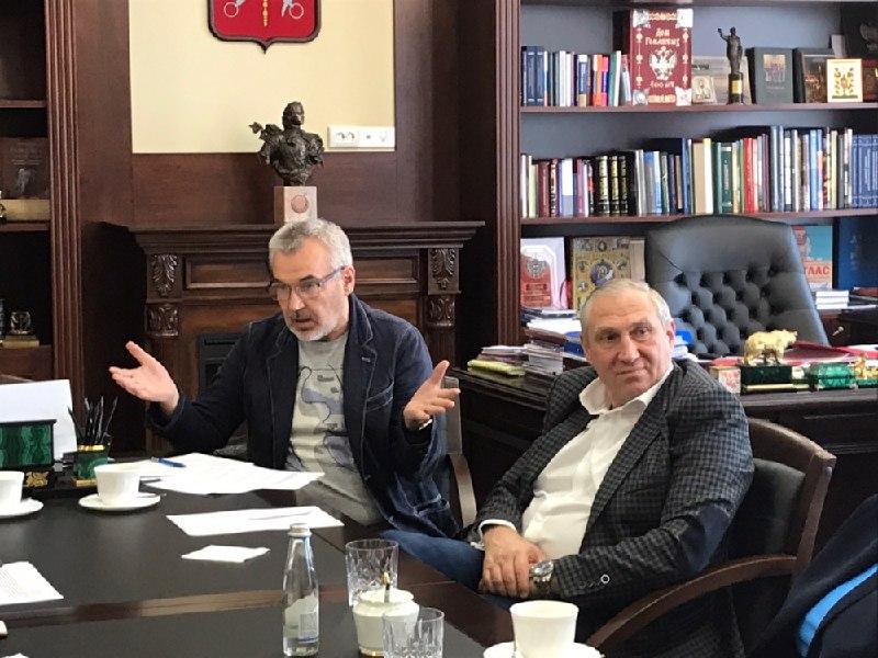 Кандидаты в губернаторы и Горизбирком обсудили «дачные» участки