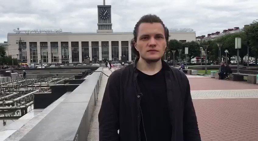 """фото ЗакС политика ИКМО """"Черная речка"""" отказалась регистрировать Чупрунова, несмотря на решение суда"""