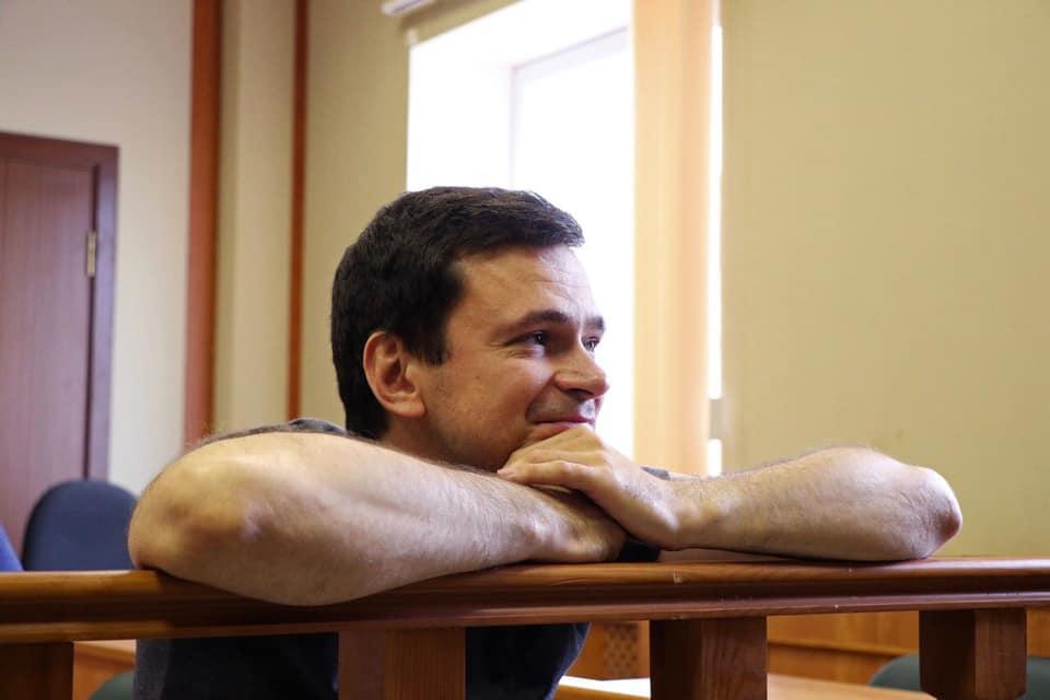 фото ЗакС политика Мосгорсуд подтвердил отказ Илье Яшину в регистрации кандидатом в депутаты Мосгордумы