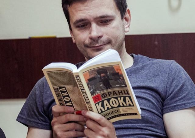 фото ЗакС политика Илью Яшина арестовали на 10 суток в четвертый раз подряд