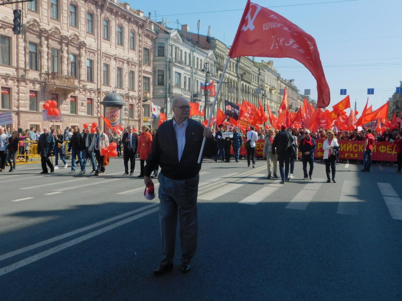 фото ЗакС политика Бортко: Начальник моего штаба сможет управлять городом не хуже Албина