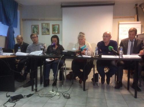 фото ЗакС политика Градозащитники представили отчет ЮНЕСКО о проблемах исторического центра Петербурга